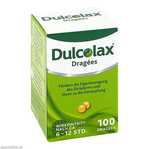 Dulcolax Dragees Dose, 100 ST, Sanofi-Aventis Deutschland GmbH