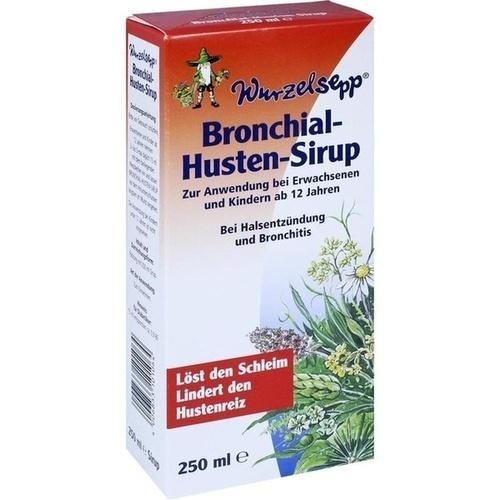 Bronchial-Husten-Sirup, 250 ML, Herbaria Kräuterparadies GmbH