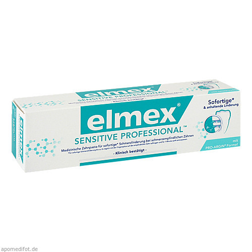elmex SENSITIVE Professional, 75 ML, Cp Gaba GmbH