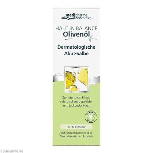 Haut in Balance Olivenöl Derm. Akut Salbe, 75 ML, Dr. Theiss Naturwaren GmbH