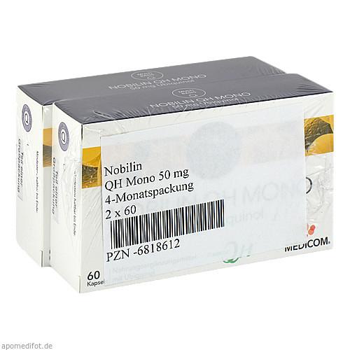 Nobilin QH Mono 50mg, 2X60 ST, Medicom Pharma GmbH