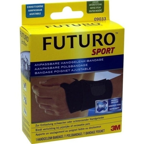 Futuro Sport Hand Bandage, 1 ST, 3M Medica Zweigniederlassung der 3M Deutschland GmbH