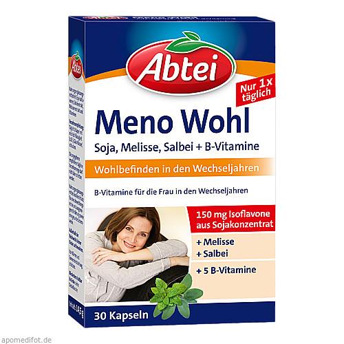 Abtei Meno Soja Plus Melisse + Salbei, 30 ST, Omega Pharma Deutschland GmbH