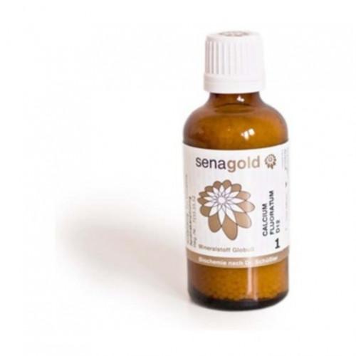 Biochemie Senagold Nr. 1 Calcium fluoratum D12, 50 G, Senagold Naturheilmittel GmbH