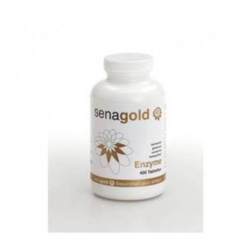 Senagold Enzyme, 400 ST, Senagold Naturheilmittel GmbH