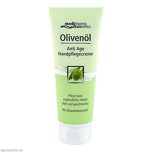 Olivenöl Anti Falten Handpflegecreme, 125 ML, Dr. Theiss Naturwaren GmbH