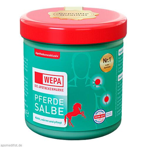 Pferdesalbe WEPA, 500 ML, Wepa Apothekenbedarf GmbH & Co. KG