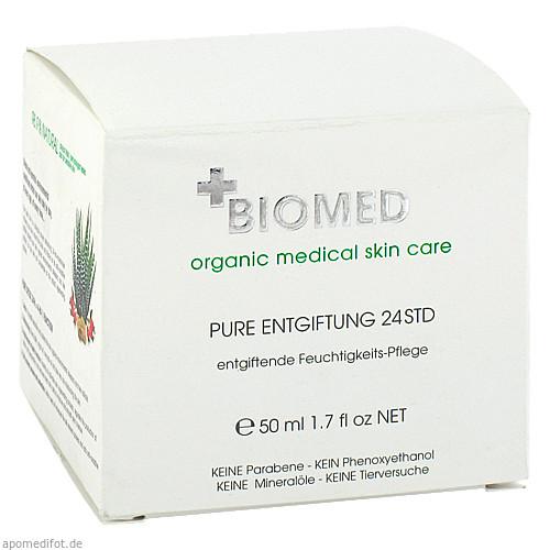 BIOMED Pure Entgiftung Creme, 50 ML, Herba Anima GmbH