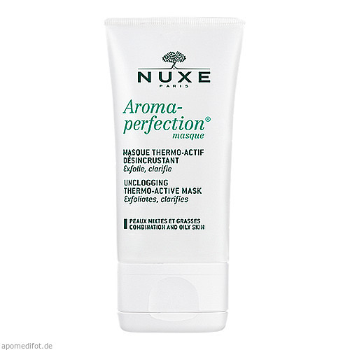 NUXE Aroma Perfection Masque Thermo Actif, 40 ML, NUXE GmbH