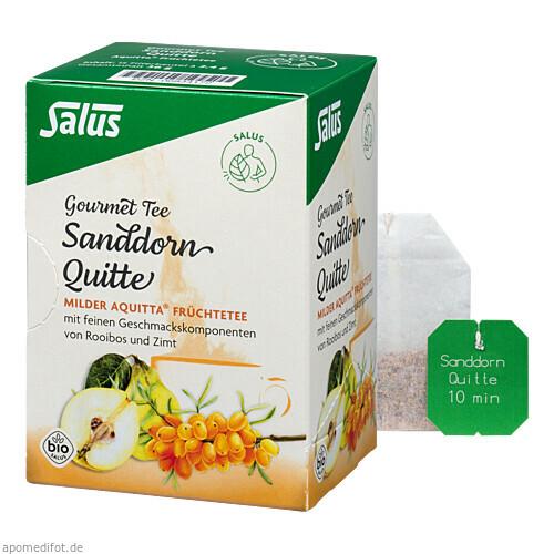 Sanddorn Quitte Salus, 15 ST, Salus Pharma GmbH