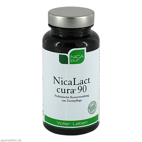 NICApur Nicalact Cura 90, 90 ST, NICApur GmbH & Co. KG