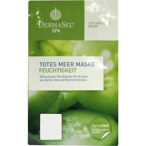 DermaSel Maske Feuchtigkeit Spa, 12 ML, Fette Pharma AG