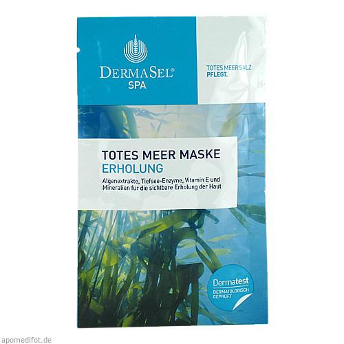 DermaSel Maske Erholung Spa, 12 ML, Fette Pharma AG