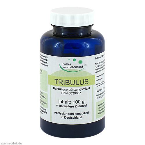 Tribulus Terrestris, 100 G, G & M Naturwaren Import GmbH & Co. KG