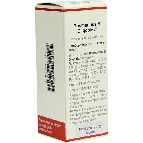 Rosmarinus S Oligoplex, 50 ML, Meda Pharma GmbH & Co. KG