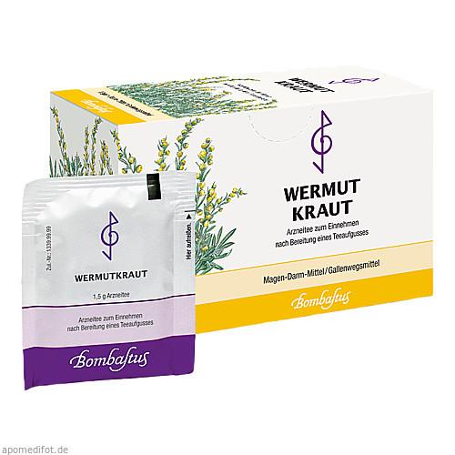 WERMUTKRAUT, 20X1.5 G, Bombastus-Werke AG