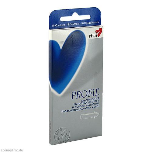 PROFIL RFSU Condom, 10 ST, Kessel Medintim GmbH