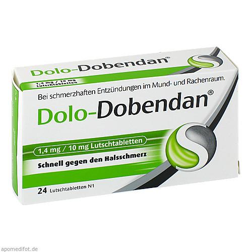 Dolo-Dobendan 1.4mg/10mg, 24 ST, Reckitt Benckiser Deutschland GmbH