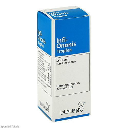 INFI ONONIS TROPFEN, 50 ML, Infirmarius GmbH