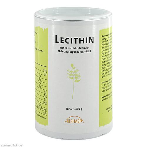 LECITHIN, 400 G, Allpharm Vertriebs GmbH