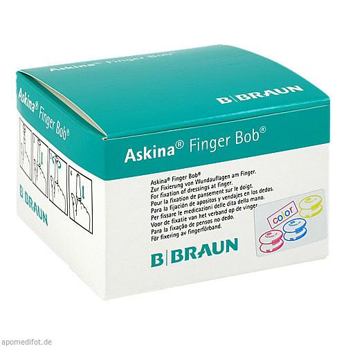 ASKINA FINGER BOB FARBIG, 50 ST, B. Braun Melsungen AG