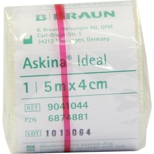 ASKINA Ideal 5mX4cm celloph., 1 ST, B. Braun Melsungen AG