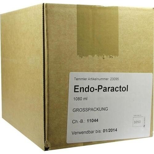 ENDO PARACTOL, 1080 ML, Hormosan Pharma GmbH