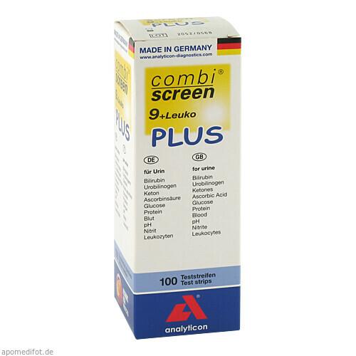 CombiScreen 9+Leuko PLUS, 100 ST, Analyticon Biotechnologies AG