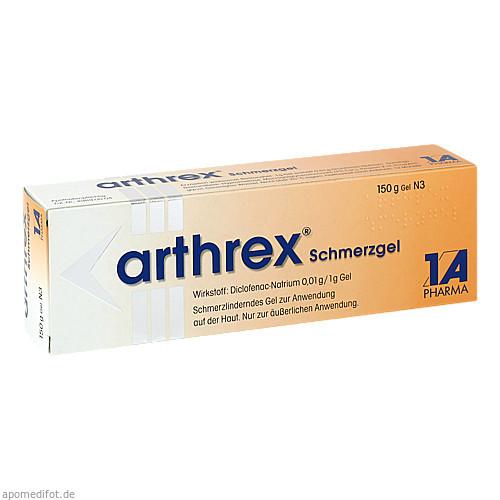 Arthrex Schmerzgel, 150 G, 1 A Pharma GmbH