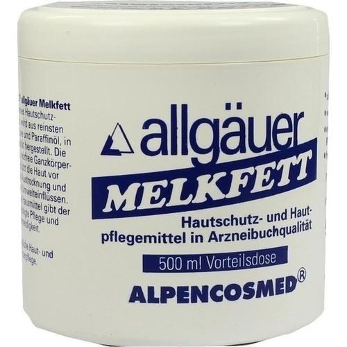 ALLGAEUER MELKFETT, 500 ML, Azett GmbH & Co. KG