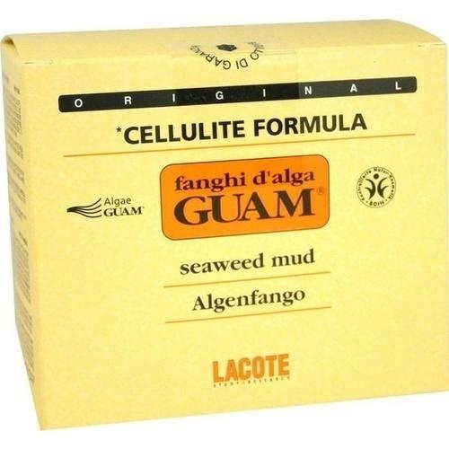 GUAM fanghi d'alga Algenfango, 500 G, Mepha GmbH