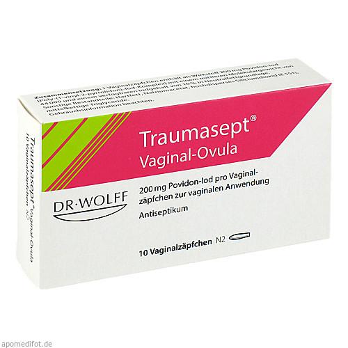 Traumasept, 10 ST, Dr. August Wolff GmbH & Co. KG Arzneimittel