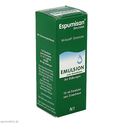 ESPUMISAN EMULSION, 30 ML, Berlin-Chemie AG
