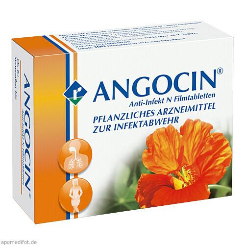 ANGOCIN Anti-Infekt N, 100 ST, Repha GmbH Biologische Arzneimittel