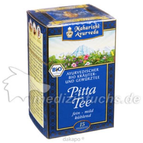 Pitta-Tee kbA, 18 G, Maharishi Ayurveda Products Europe B.V.