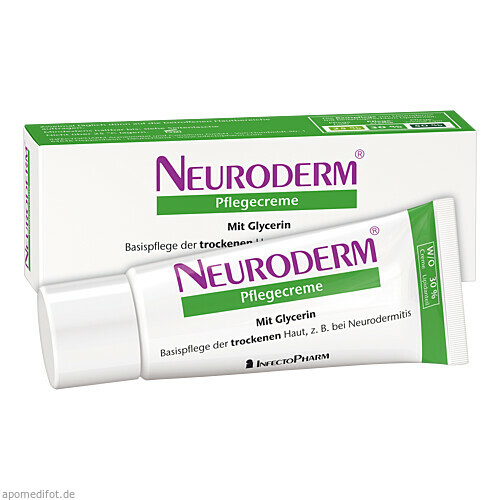 Neuroderm Pflegecreme, 100 G, Infectopharm Arzn.U.Consilium GmbH