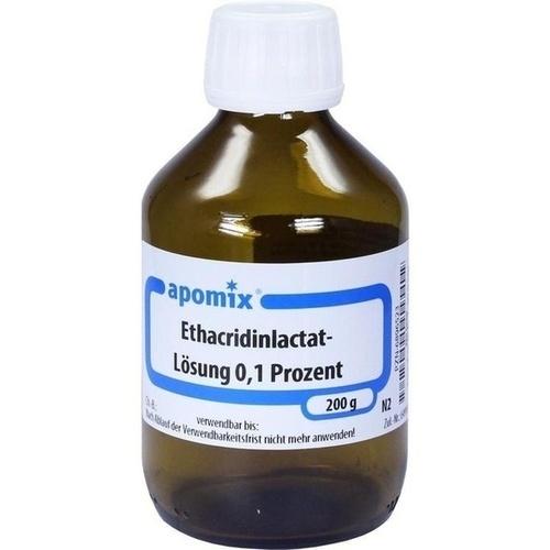 SOLUTIO ETHACRIDINI 0.1%SR, 200 ML, Apomix Pkh Pharmazeutisches Labor GmbH