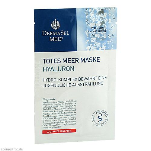 DermaSel Maske Hyaluron Med, 12 ML, Fette Pharma AG