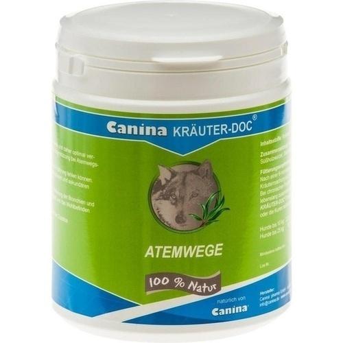 Canina Kräuter-Doc Atemwege vet., 300 G, Canina Pharma GmbH