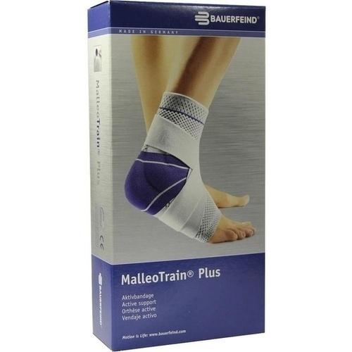 MalleoTrain Plus Titan rechts 4, 1 ST, Bauerfeind AG / Orthopädie