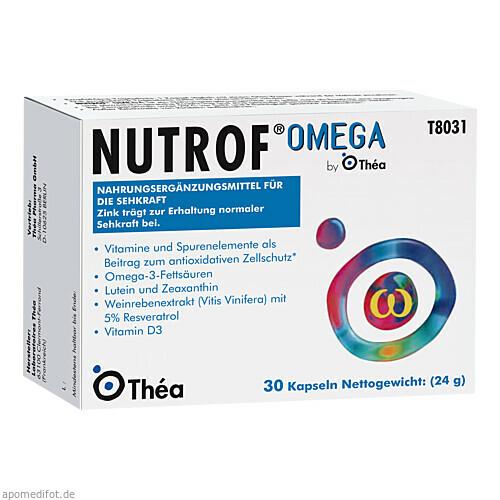 Nutrof Omega, 30 ST, Thea Pharma GmbH