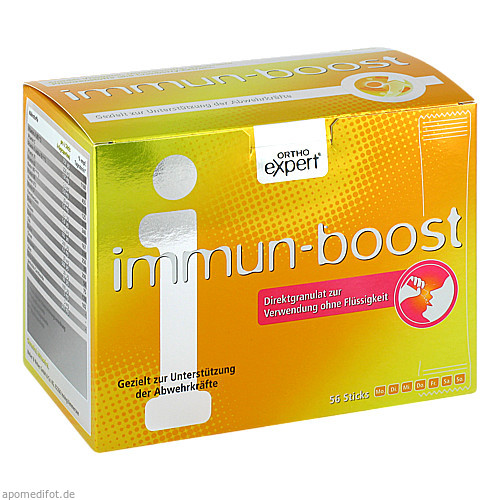 immun-boost Orthoexpert Direktgranulat, 56X3.8 G, Weber & Weber GmbH & Co. KG
