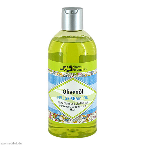Olivenöl Pflege-Shampoo, 500 ML, Dr. Theiss Naturwaren GmbH