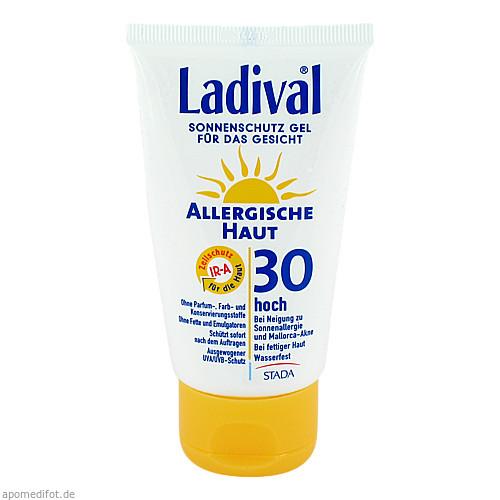 Ladival Allergische Haut Gesicht LSF30, 75 ML, STADA GmbH
