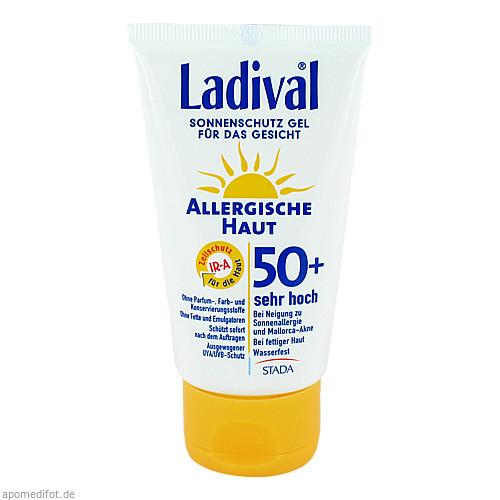 Ladival Allergische Haut Gesicht LSF50+, 75 ML, STADA GmbH