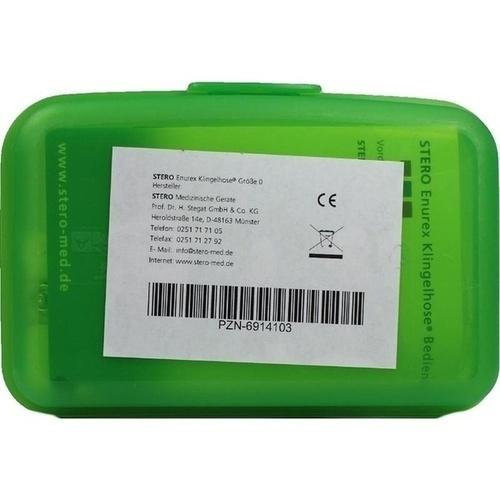 Klingelhose Gr.0 (104-116), 1 ST, STERO Enurex GmbH & Co. KG