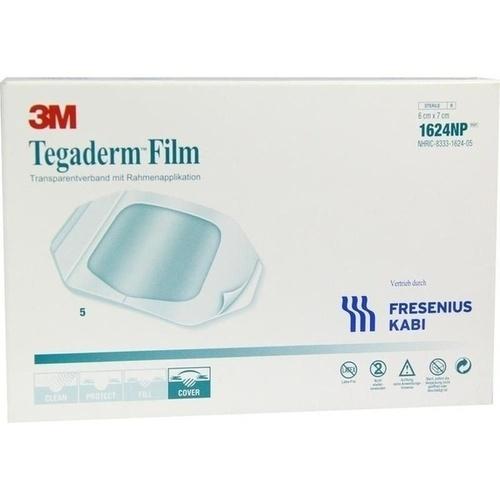 TEGADERM FILM 6.0x7.0cm, 5 ST, Fresenius Kabi Deutschland GmbH