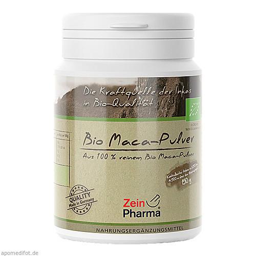 Bio Maca Pulver, 150 G, Zein Pharma - Germany GmbH