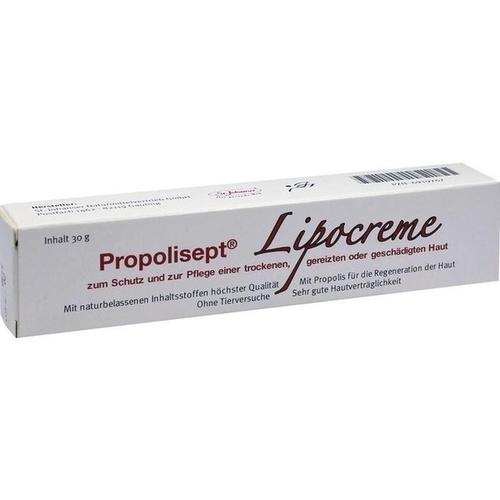 Propolisept Lipocreme, 30 G, St.Johanser Naturmittelvertr. GmbH