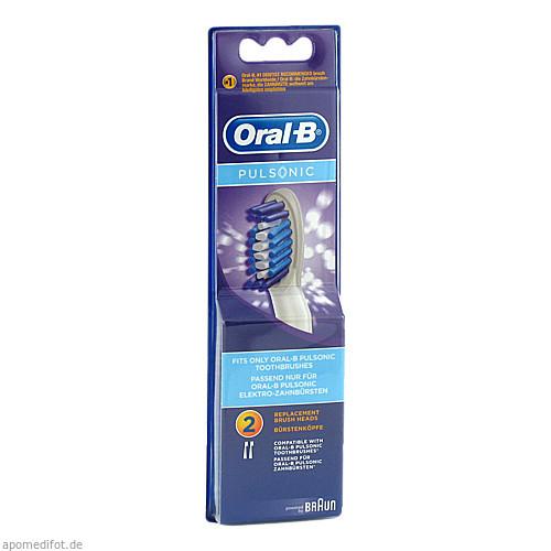 Oral-B Aufsteckbürsten Pulsonic, 2 ST, Procter & Gamble GmbH